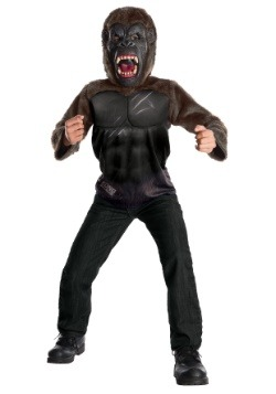 Deluxe King Kong Kids Costume