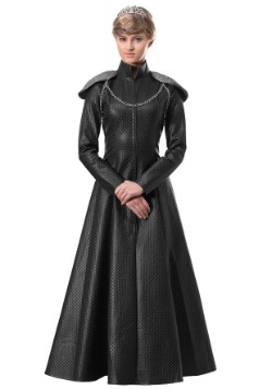 Plus Size Lion Queen Armor Gown Costume