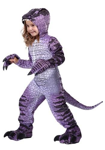 Kids Ravenous Raptor Dinosaur Costume