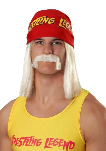 Men's Wrestling Legend Wig