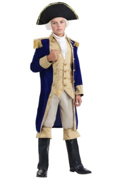 George Washington Boys Costume