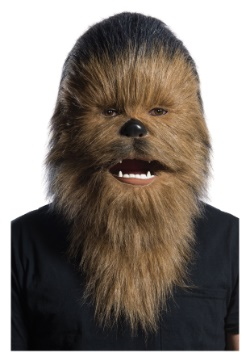 Star Wars Chewbacca Mouth Mover Adult Mask