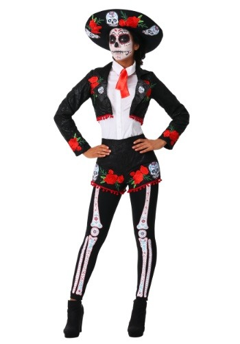 Women's Day of the Dead Mariachi