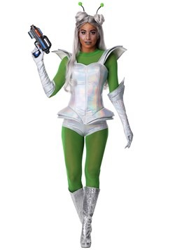 Women's Galactic Alien Babe-update1