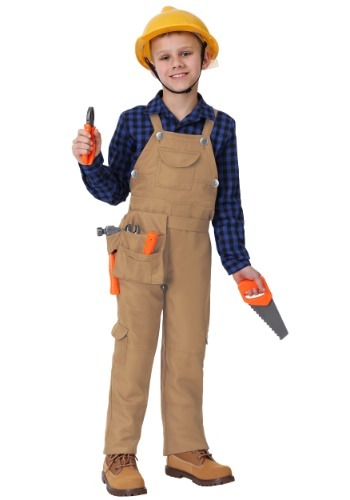 Construction Worker CostumeChild