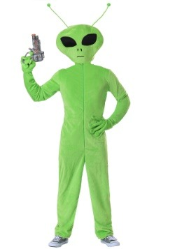 Oversized Alien Adult Costume