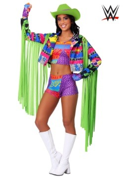 Woman's Macho Man Costume