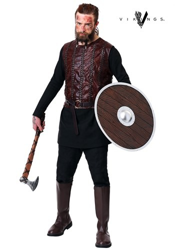 Vikings Bjorn Ironside Mens Costume Update Main