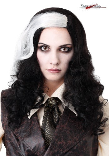 Long Sweeney Todd Women's Wig