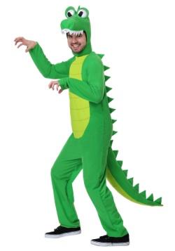 Adult Plus Size Goofy Gator Costume