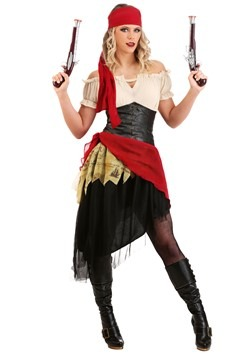 Beautiful Buccaneer Costume Women's