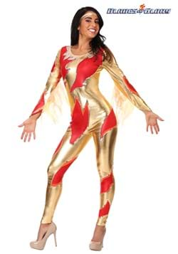 Female's Blades of Glory Fire Jumpsuit