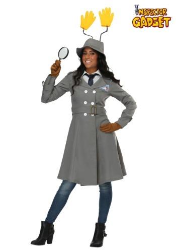 Inspector Gadget Womens Costume