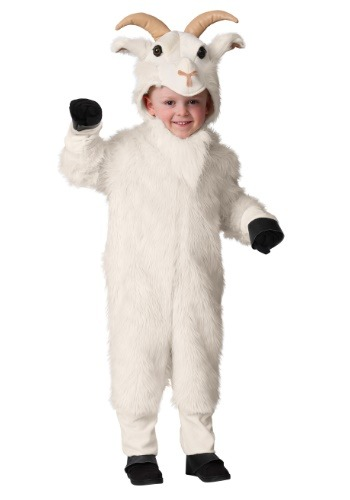 Toddler Mountain Goat Costume