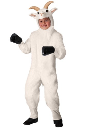 Child's Mountain Goat Costume