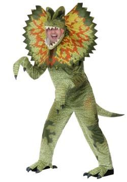 Adult Dilophosaurus Costume