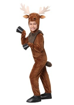 Child Mighty Moose Costume