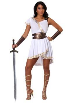 Women's Olympian Warrior Costume