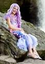 Girls Sparkling Mermaid Costume