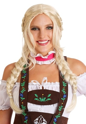 Women's Bavarian Girl Wig