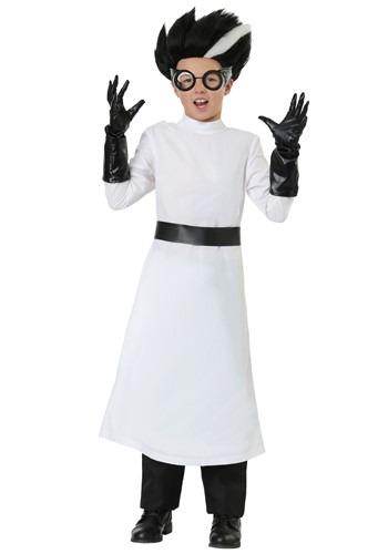 Child's Mad Scientist Costume