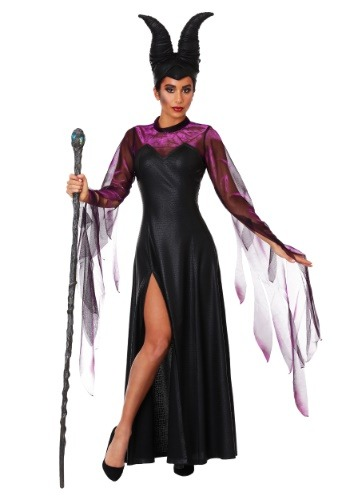 Women's Malicious Queen Costume