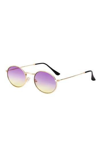 Purple Fade Sunglasses
