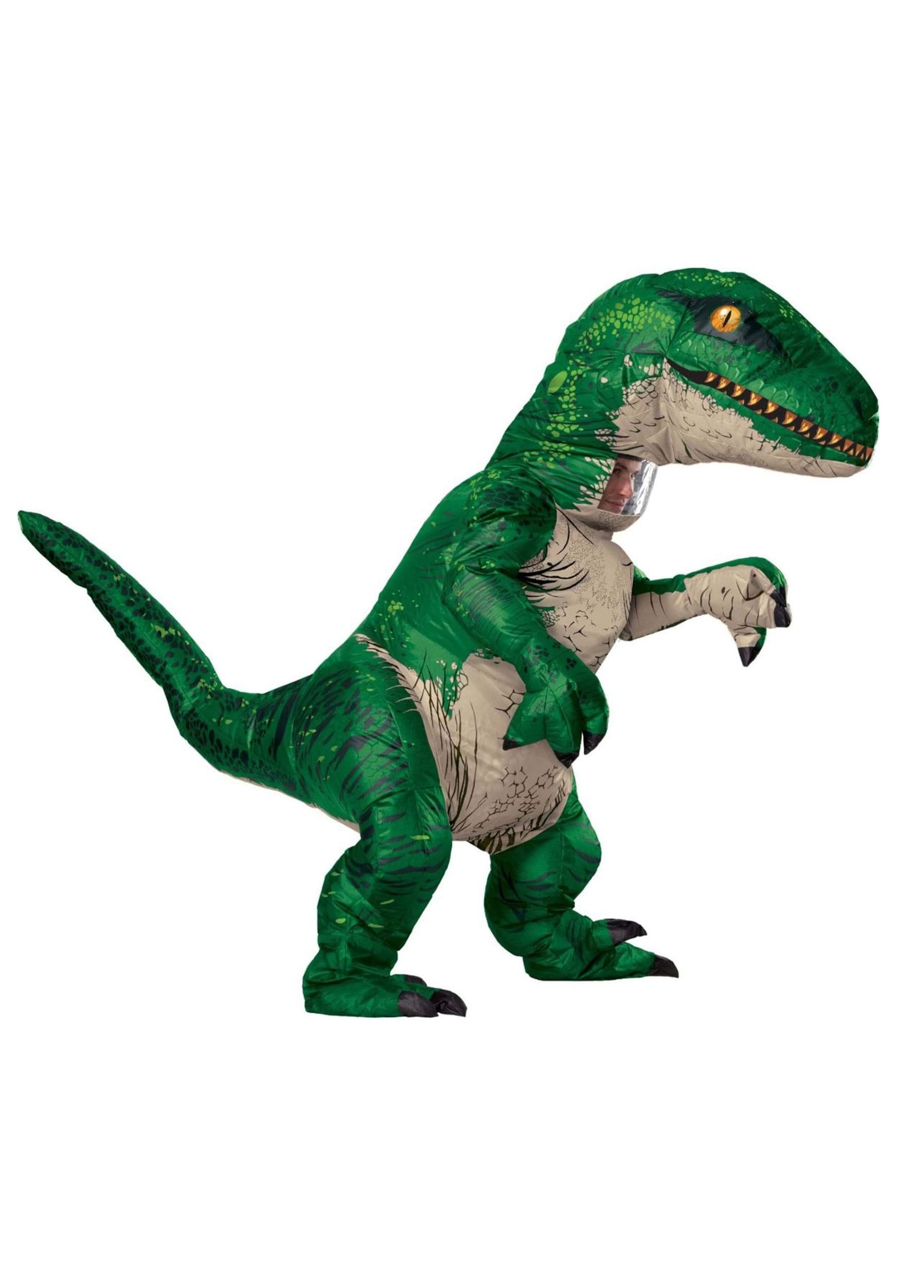Brand New Jurassic World 2 Velociraptor Blue Dinosaur 1//2 Mask