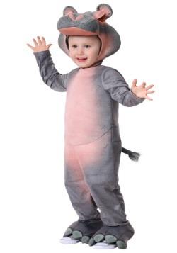 Realistic Hippopotamus Toddler Costume