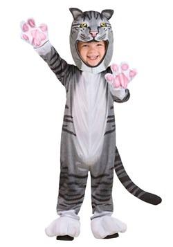 Toddler Curious Cat Costume1