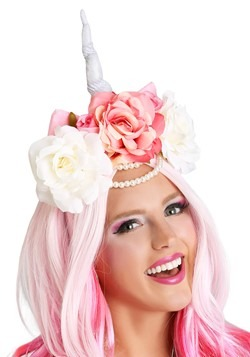 Unicorn Flower Crown Accessory