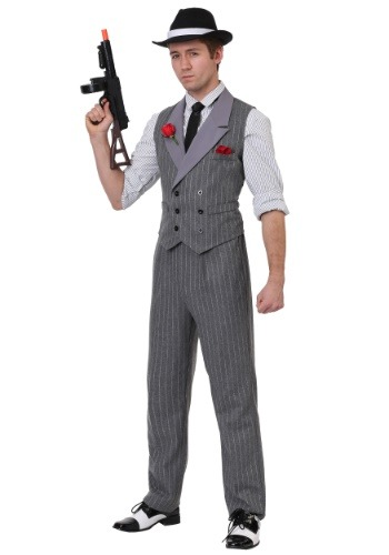 Men's Ruthless Gangster Costume