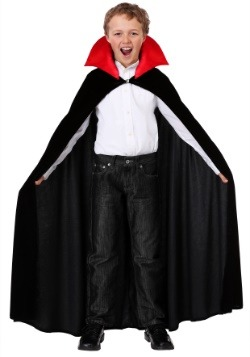 Child Red Vampire Cloak