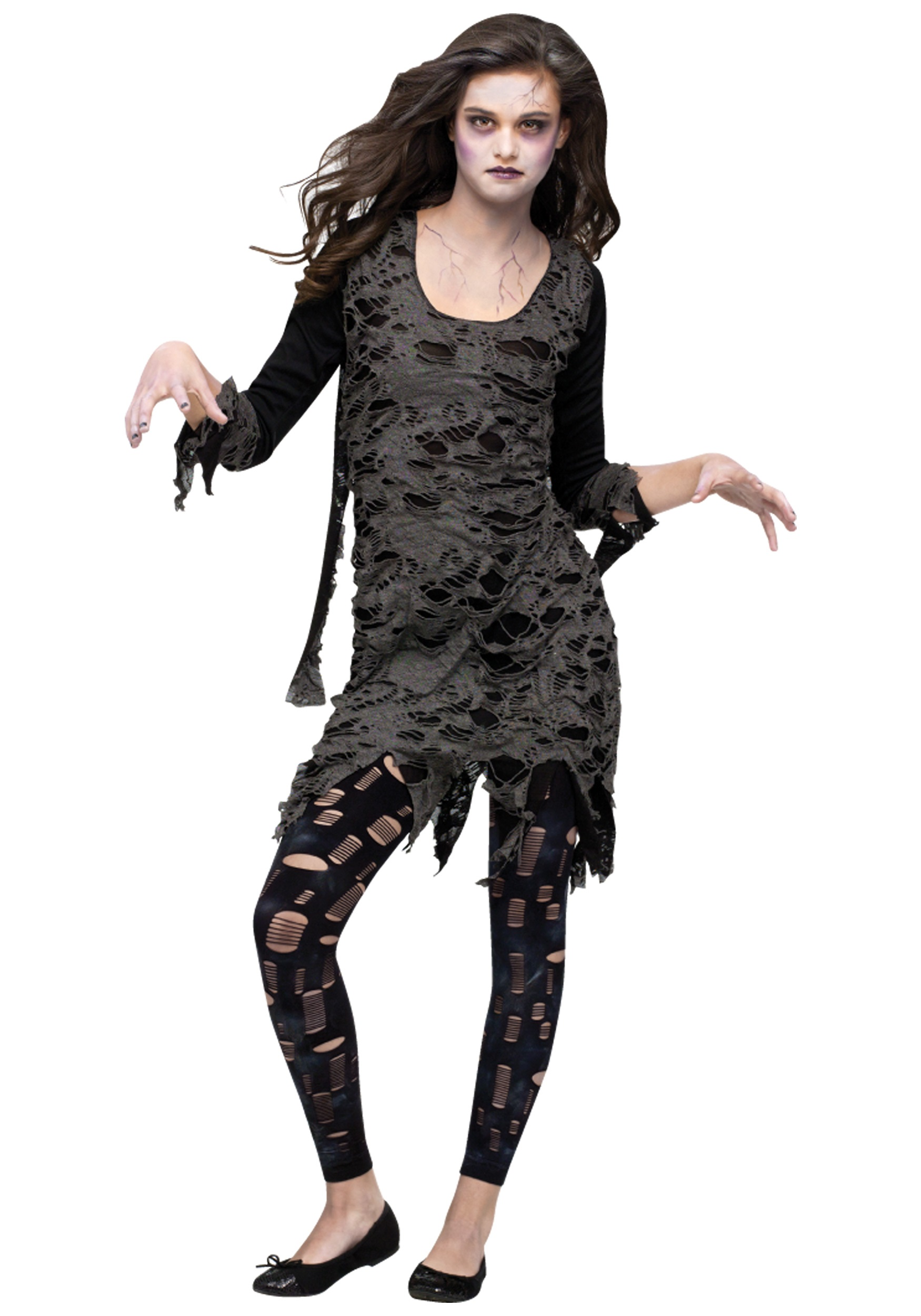 INOpets.com Anything for Pets Parents & Their Pets Teen Living Dead Costume