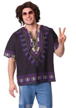 Men's Hazy Hippie Costume