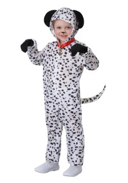 Toddler Delightful Dalmatian Costume
