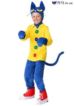 Child's Pete the Cat Costume