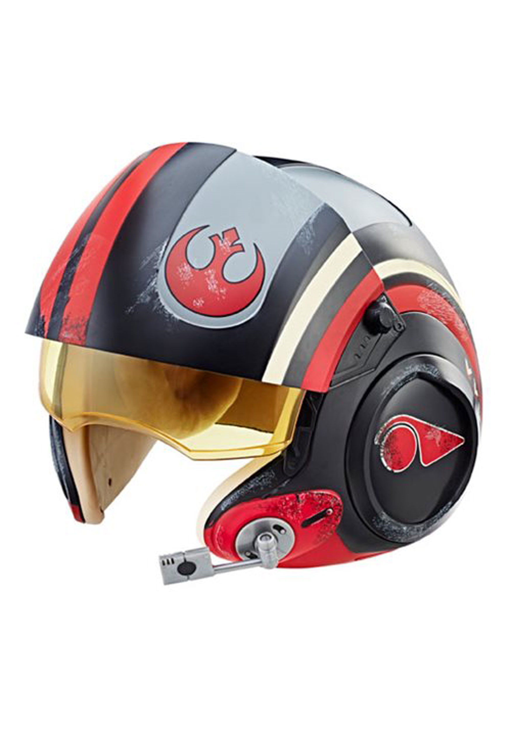 Star Wars The Black Series Poe Dameron Electronic Helmet
