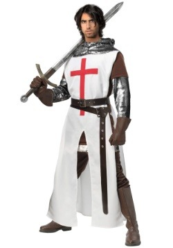 Men's Crusader Plus Size Costume