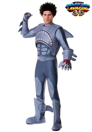 Exclusive Adult Sharkboy Costume