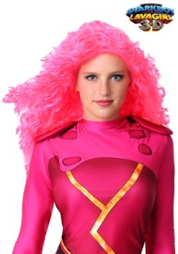 Adult Lava Girl Wig