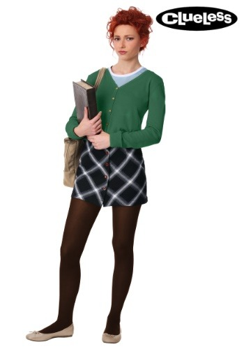 Women's Clueless Tai Costume
