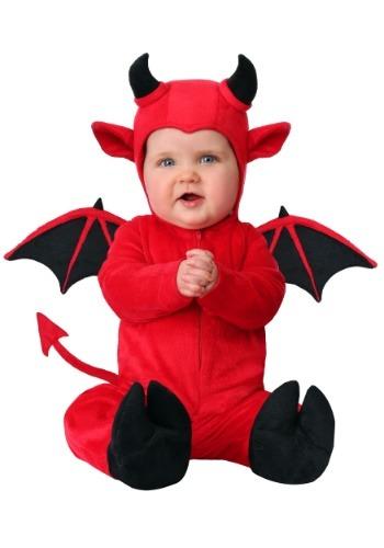 Infant Adorable Devil Costume