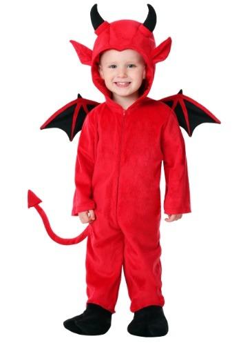 Toddler Adorable Devil Costume