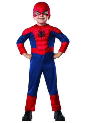 Spider-Man Toddler Costume