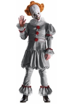 Grand Heritage Pennywise Movie Adult Costume