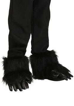 Child Gorilla Foot Covers