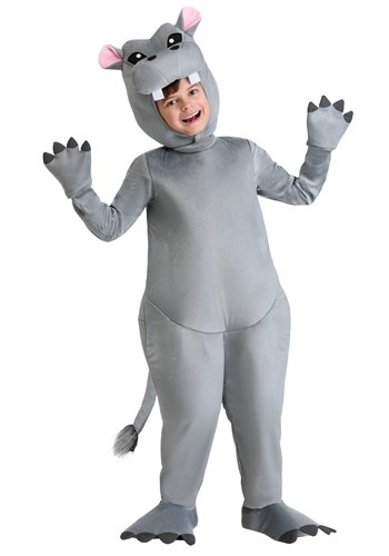 Child Hippo Costume