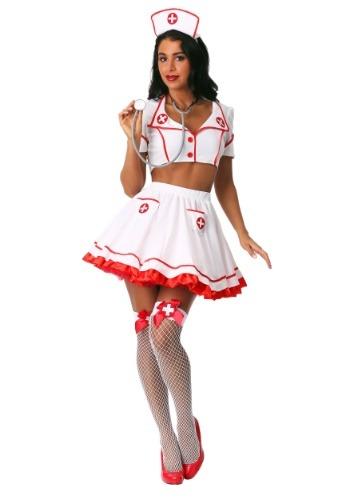 Nurse Hottie Costume