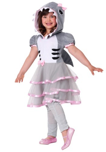 Girl's Shark Sweetie Costume